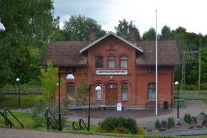 Edsvalla station-web