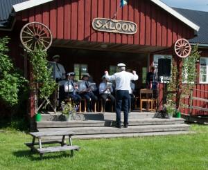 Gruvöns musikkår i Östervallskog