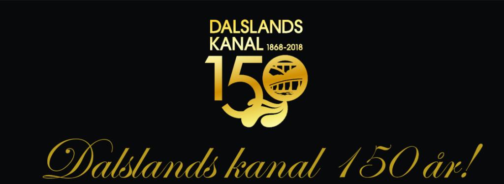 Dalslands kanal 150 år