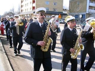 Påskparaden 2005.